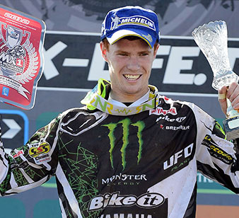 Mel Pocock  Pro MXGP Rider