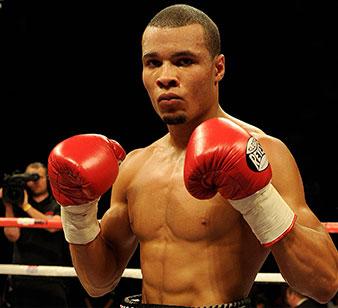 Chris Eubank Jr.  Pro Boxer