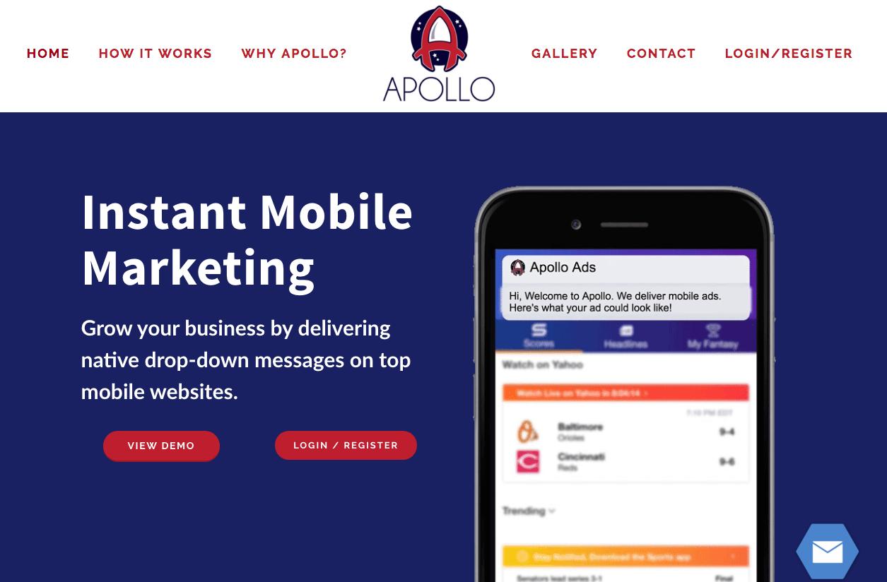 ApolloMobileAds.com
