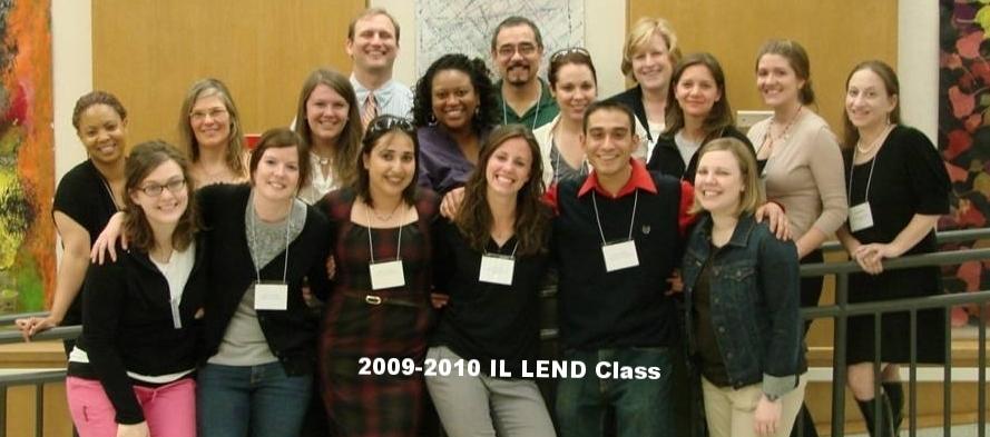 LEND Trainees 2009-2010.jpg