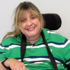 Susan Aarup, Self-Advocacy  Read my bio  View my final project
