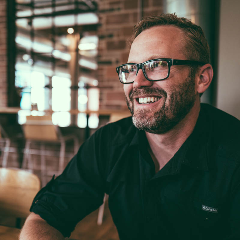 ZACH DIETRICH   Theology & Education Pastor