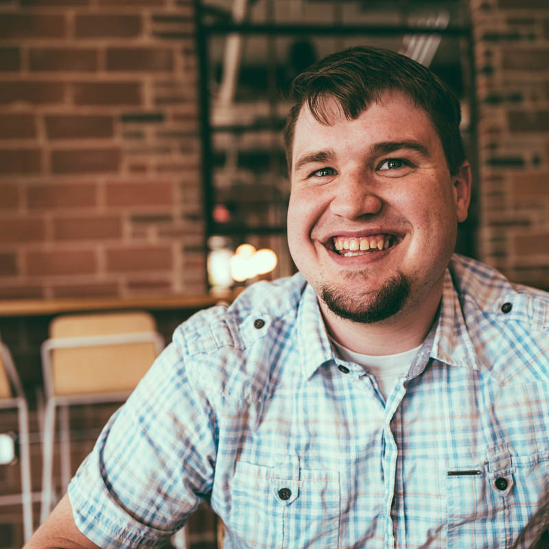 JARED SEGERSTROM   Student Ministries Pastor