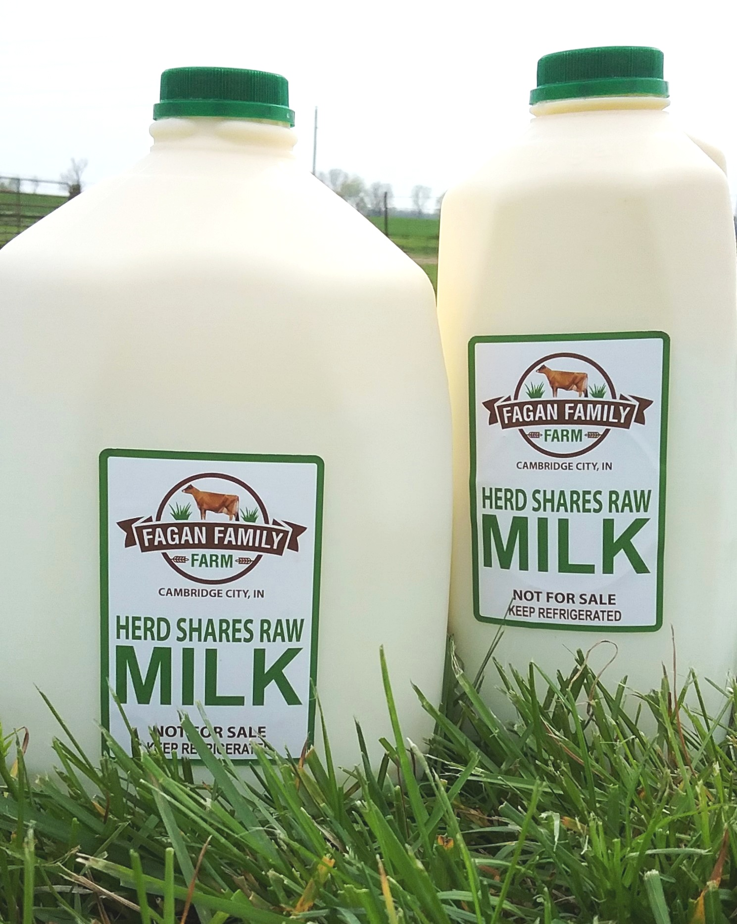 What are you waiting for?Join today and enjoy farm fresh milk every week! -