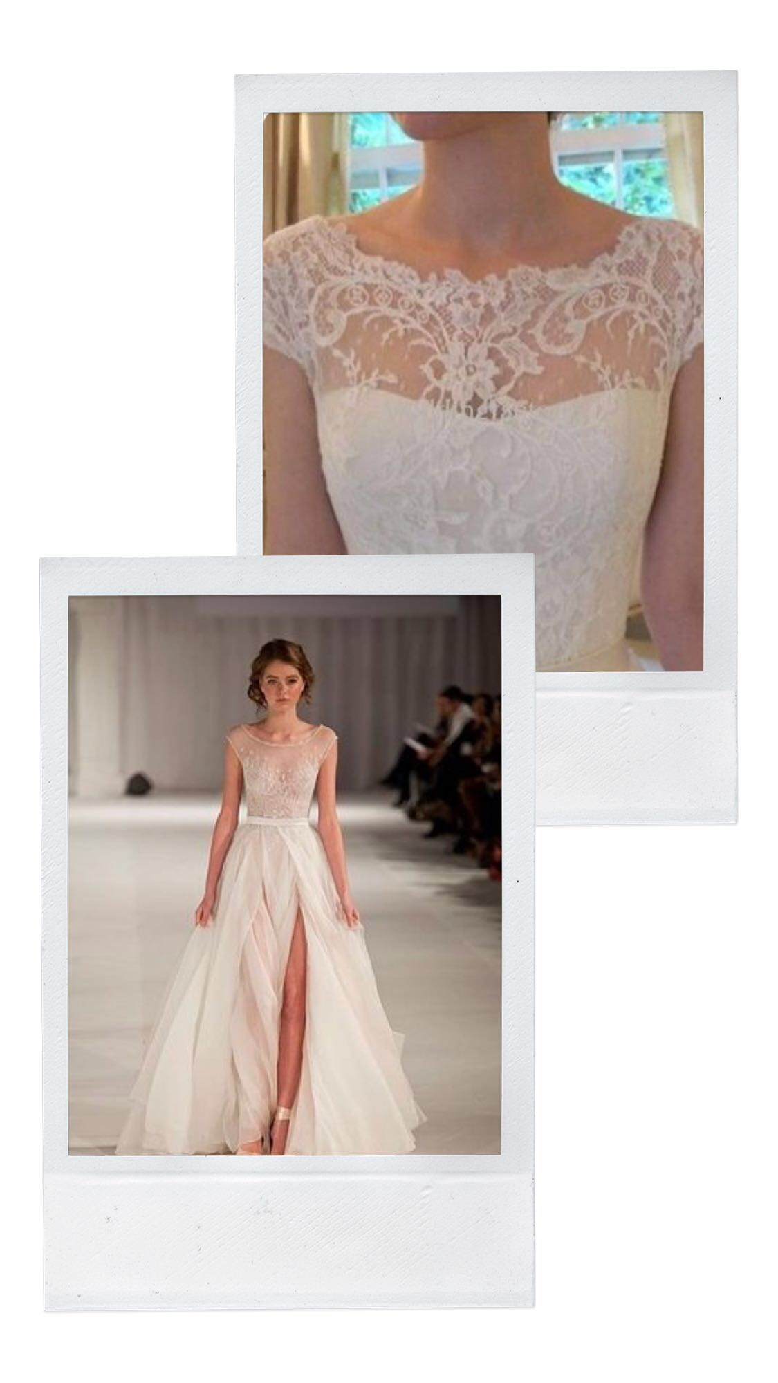 Dreaming of this day... - Since I was a little girl I had always envisioned what I thought my wedding dress would look like. I had Pinterest boards of pictures addressed