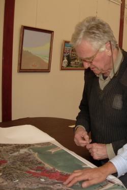 Peter Watts, (chair) Herring River Stakeholders Committee.