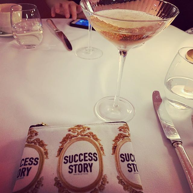 Pink Champagne is always a Success Story. #mme.mink #houseofmink #success #champage #pommery #sketch #tea #london #mayfair #swanky
