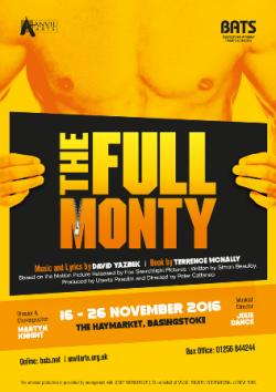 The Full Monty - Nov 2016