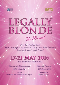 Legally Blonde - May 2016