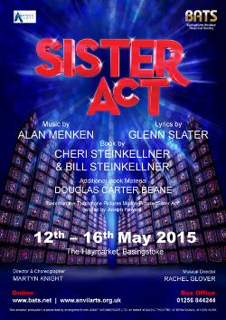 Sister Act - May 2015
