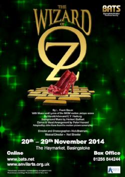 The Wizard of Oz - Nov 2014