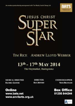 Jesus Christ Superstar - May 2014