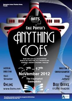 Anything Goes - Nov 2012