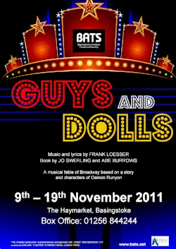 Guys and Dolls - Nov 2011