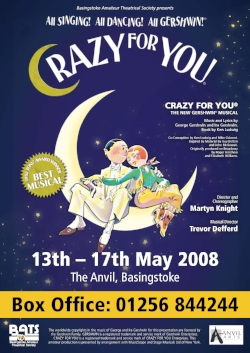 Crazy For You - May 2008