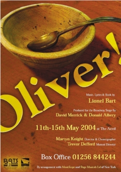 Oliver! - May 2004