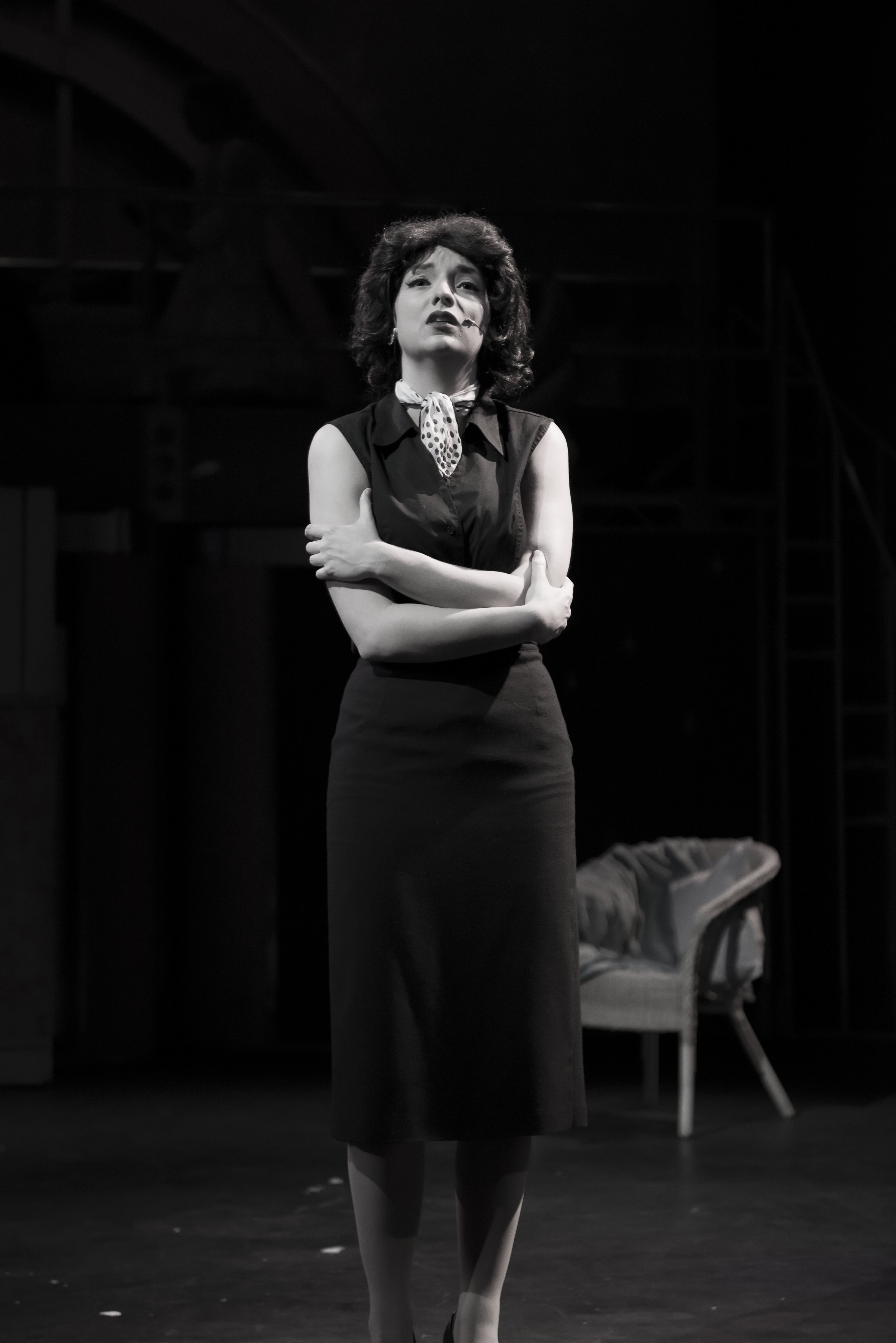 Chloe Ballard as Rizzo