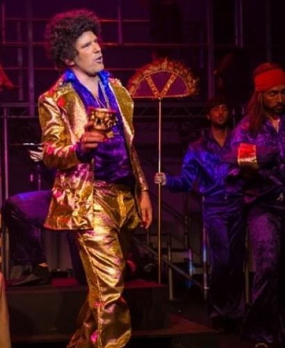 Paul Morris as Herod | BATS, Jesus Christ Superstar