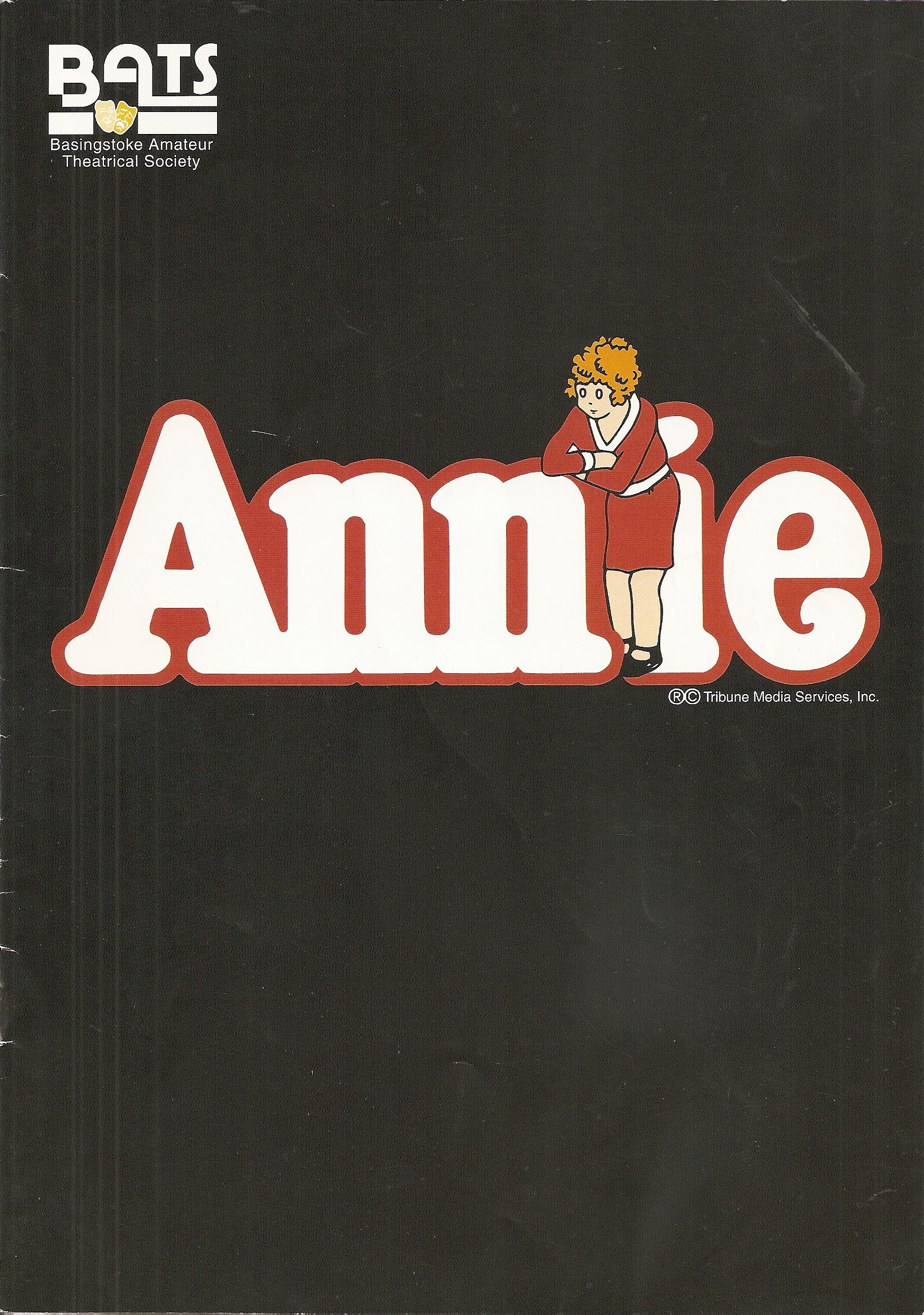 Annie - Nov 2006