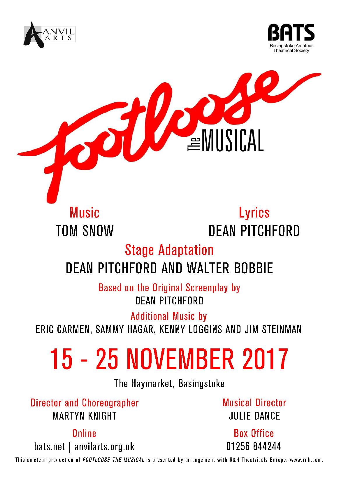 Footloose  - Nov 2017