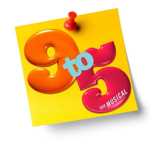 9to5 -the-musical-logo