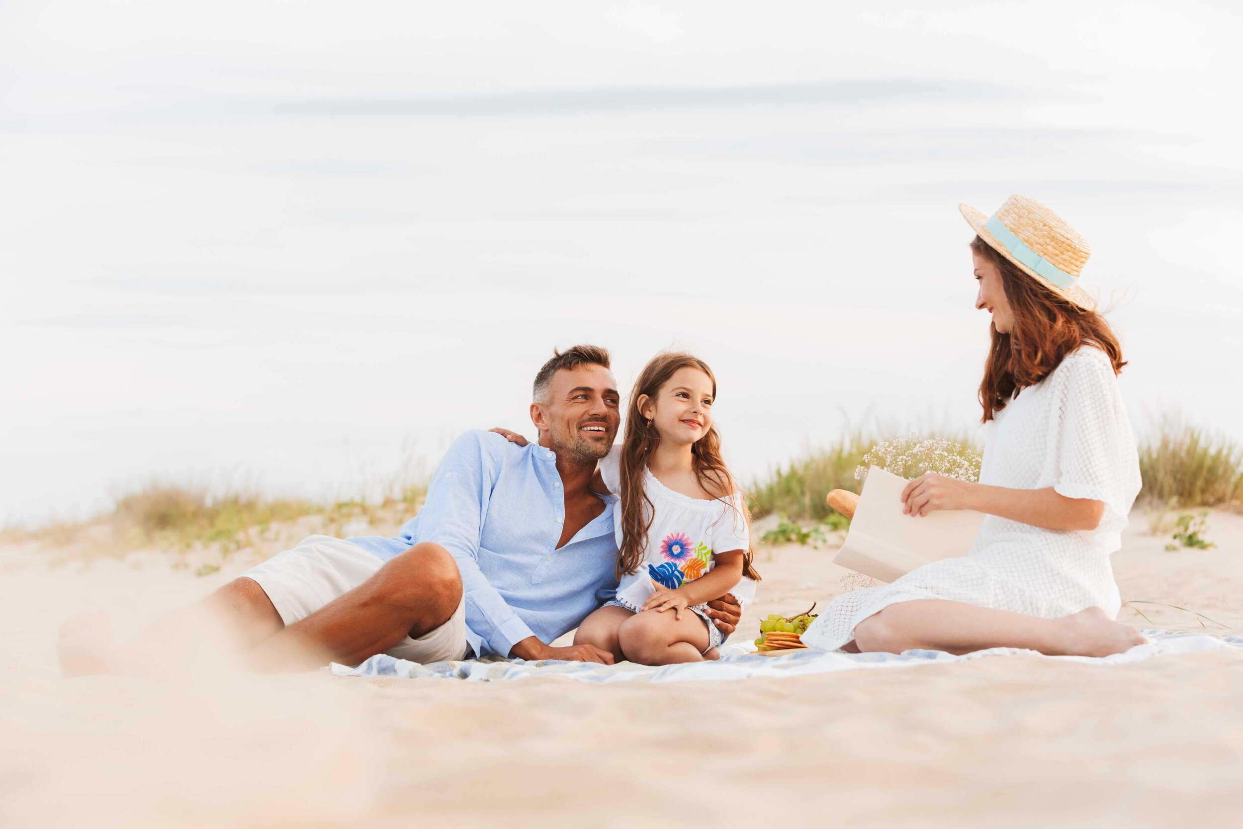 Smiling Family with Father, Mother, Daughter updated.jpg