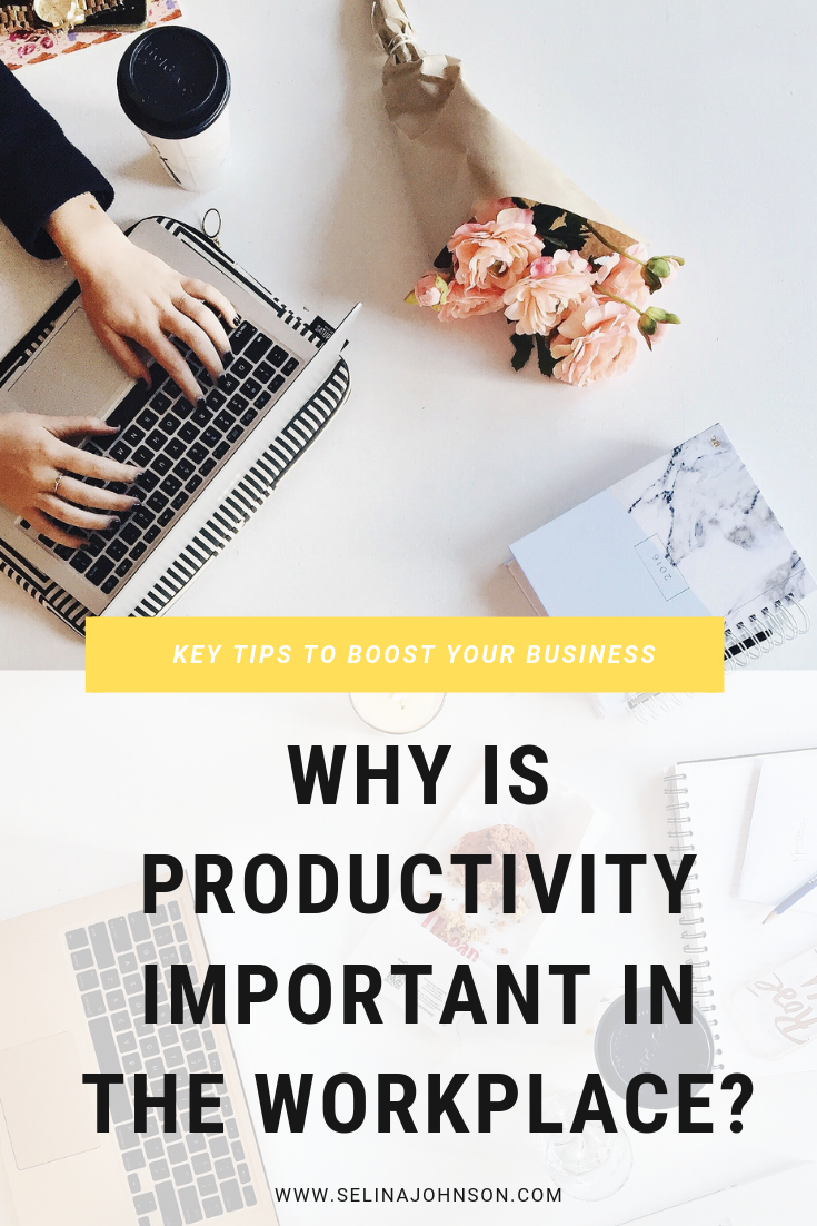 Why is Productivity Important in the Workplace?
