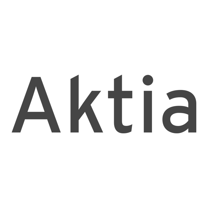 Aktia logo greyscale.png