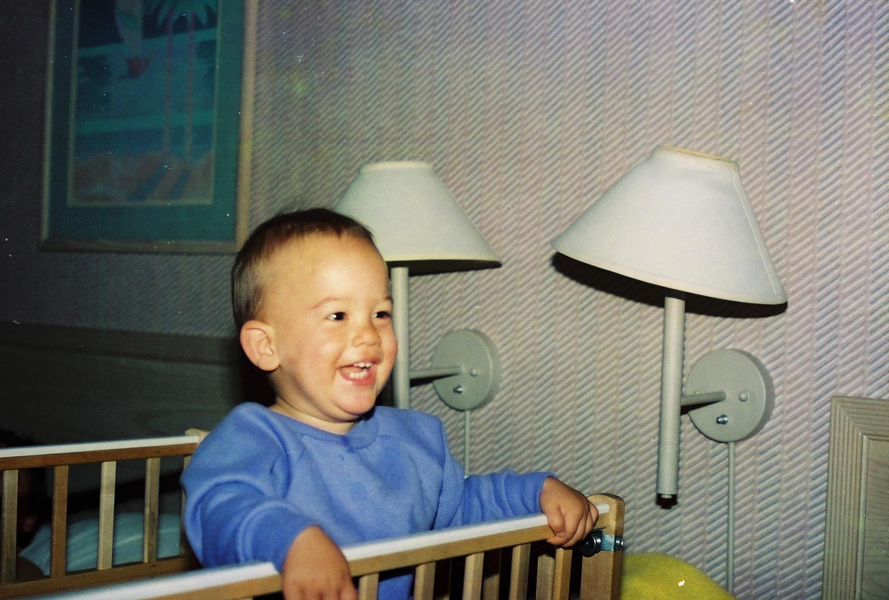 blog pamy rojas a mi hijo en su cumpleaños