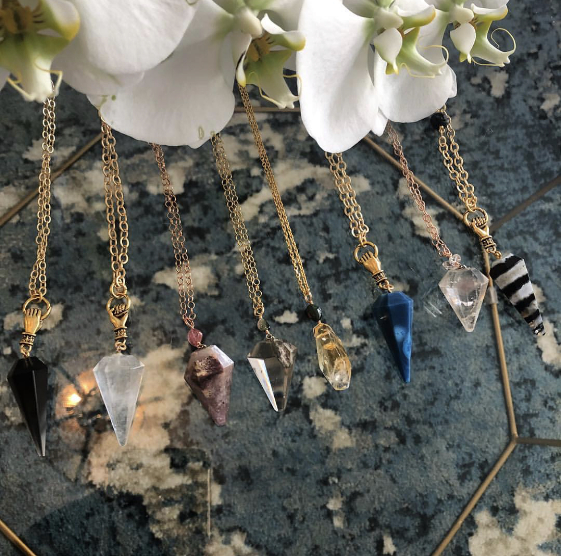 Adornments - Made in the Pacific Northwest by the likes of Pound Jewelry, Anthony Angel, Sandrhyme Jewelry, Zafiro, Nikki Jacoby and more.