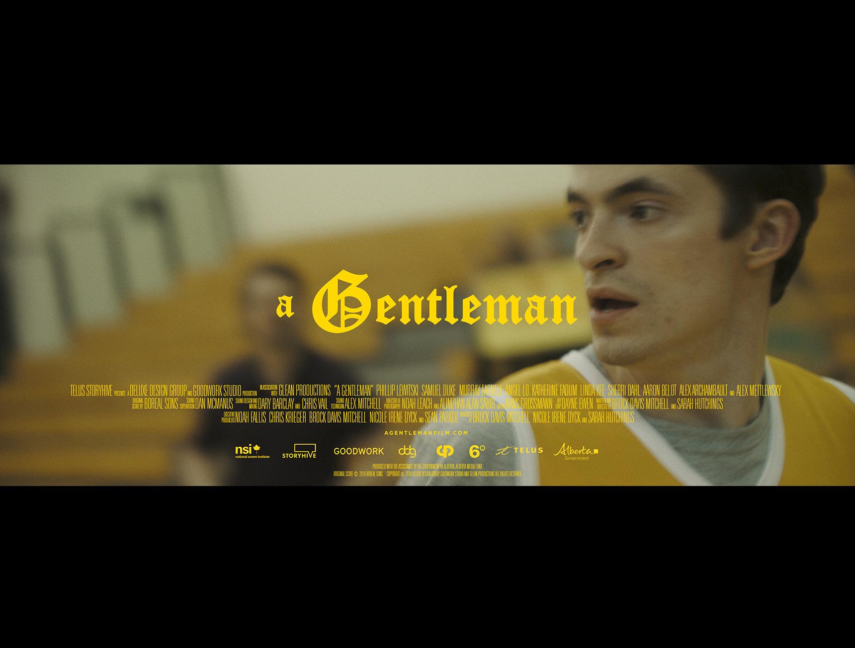 A Gentleman (2018)