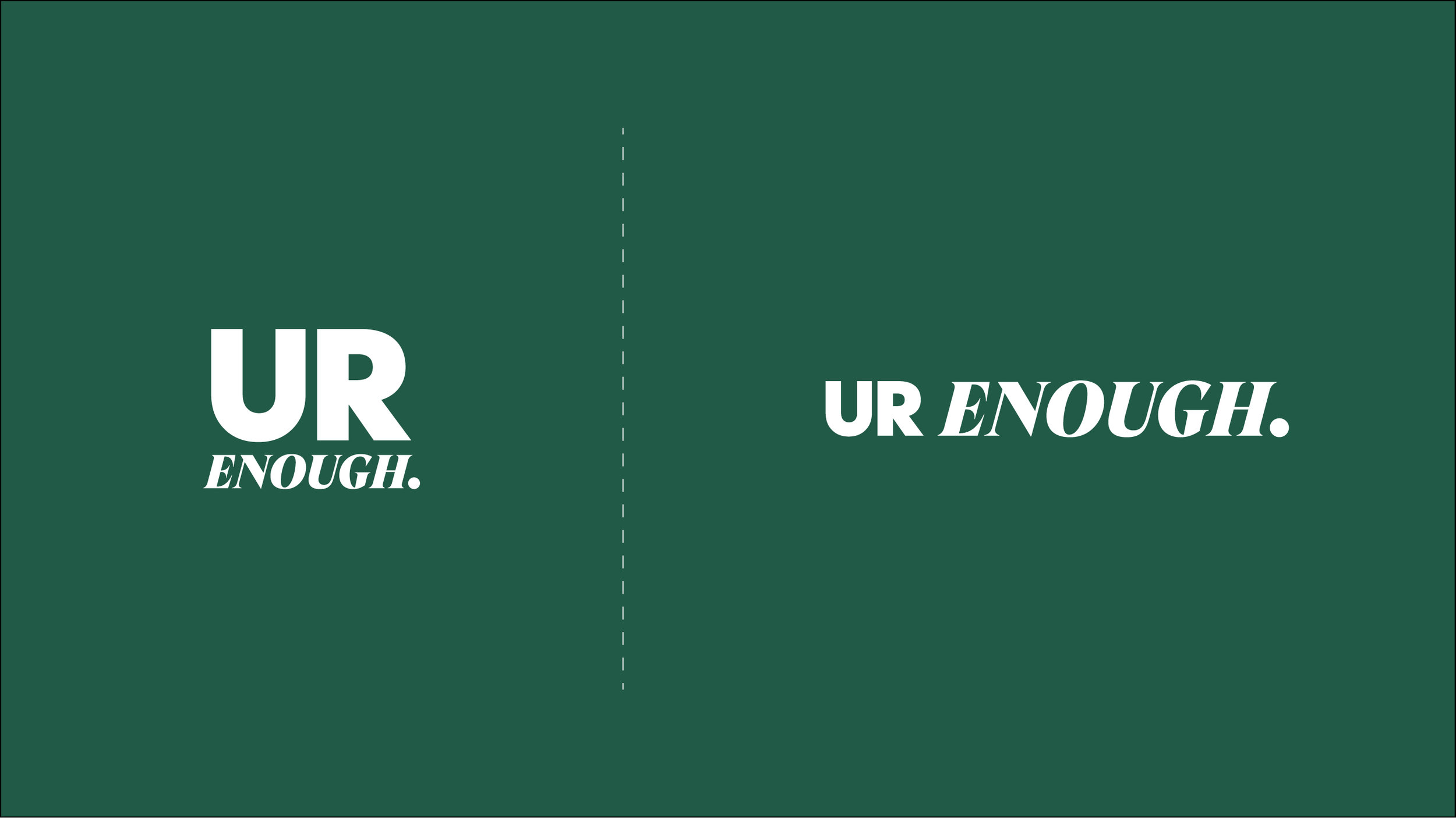 UR ENOUGH_logo_GREEN-01.jpg