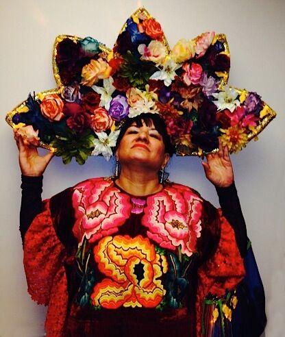 Sandra as Grand Marshall of the 2013 San Antonio River Walk Parade and Lighting Ceremony.Photo ©2013 Reggie Scott Young.