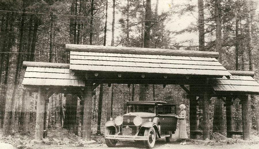 Loloma Lodge, 1932