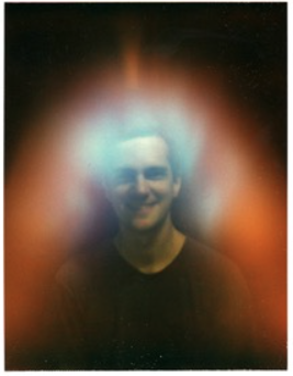 (This Photo was taken at the Whole Life Expo in San Francisco when I was 26 years old with a special camera that can capture your aura on film.)