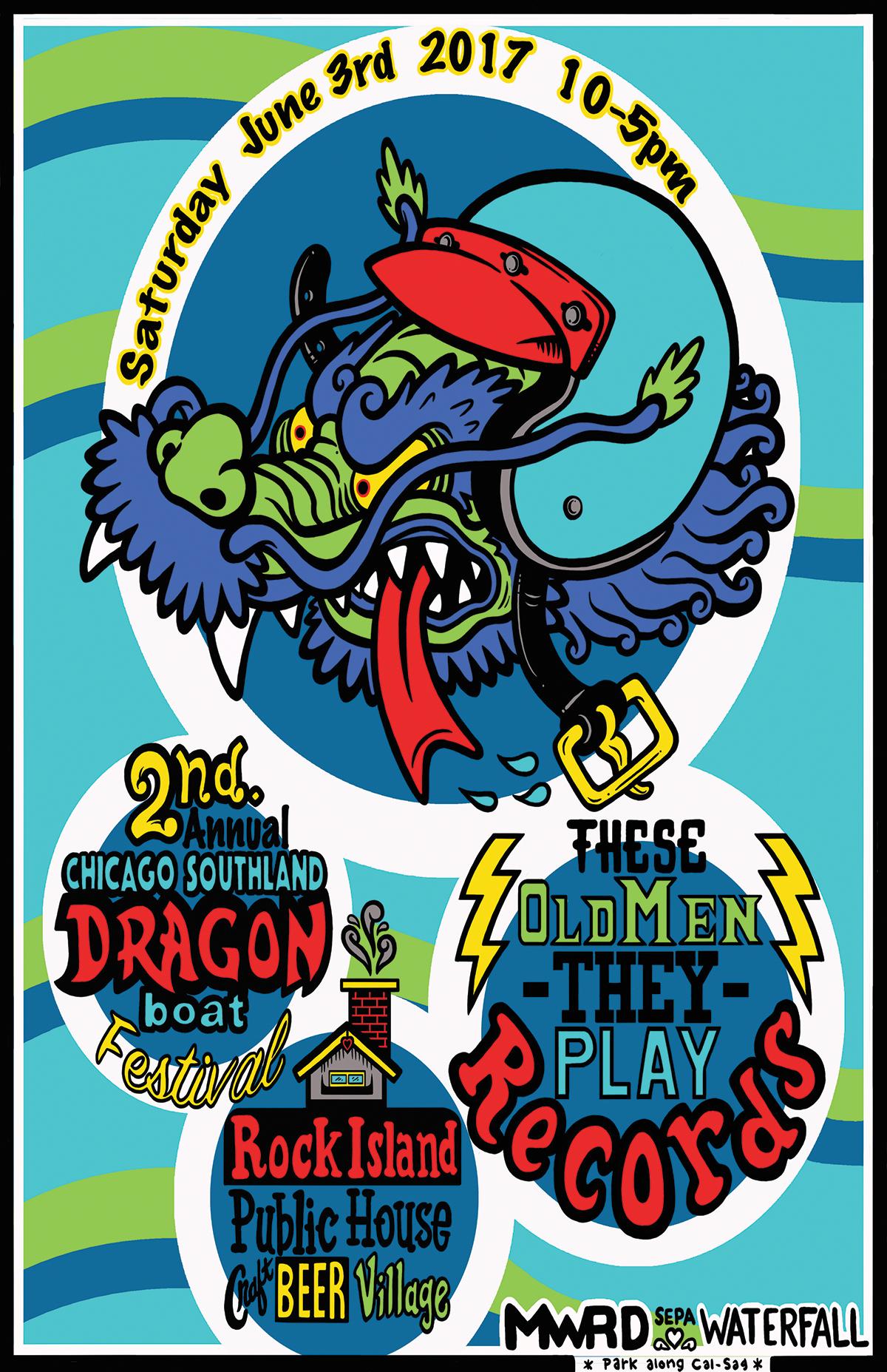 Chicago Southland DragonBoat Festival