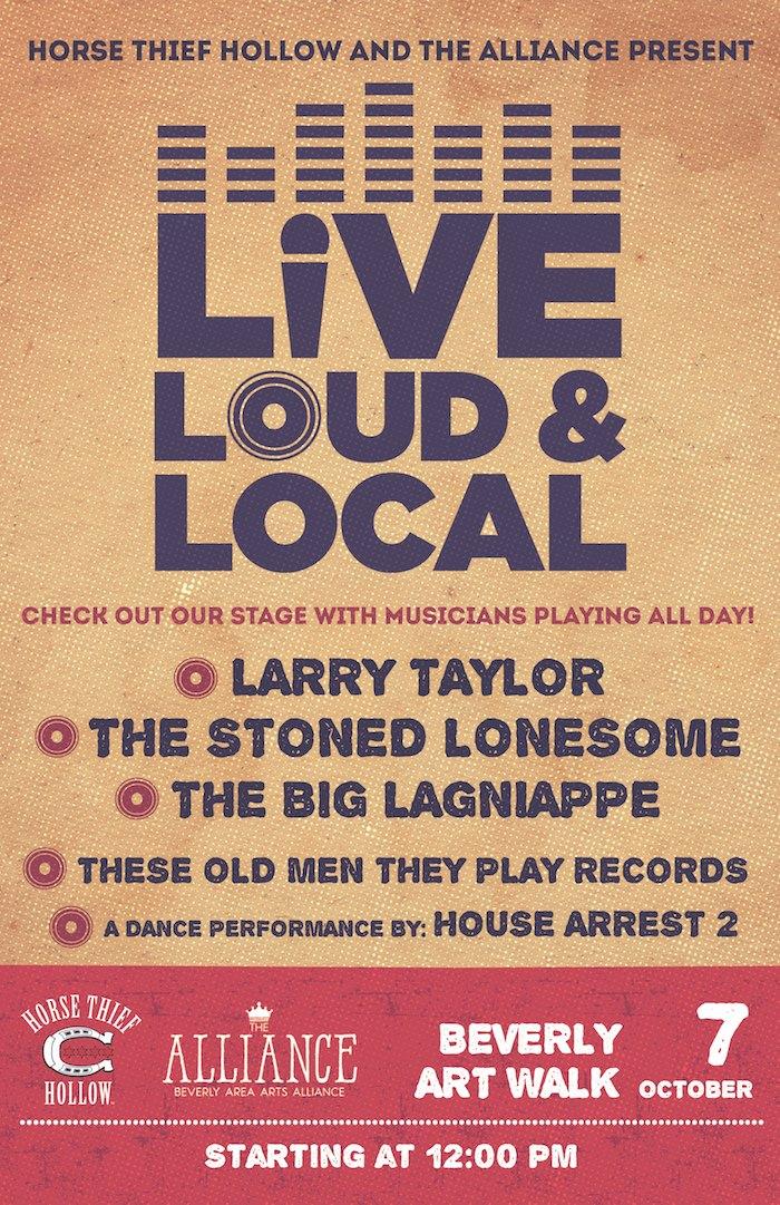 Live Loud & Local