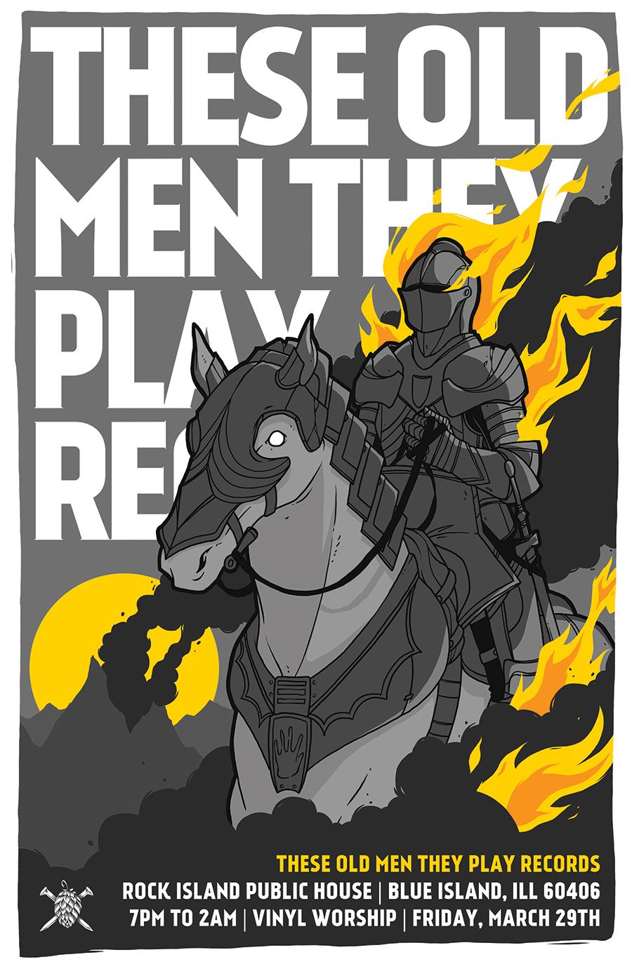 Poster by  Matt C. Harvey