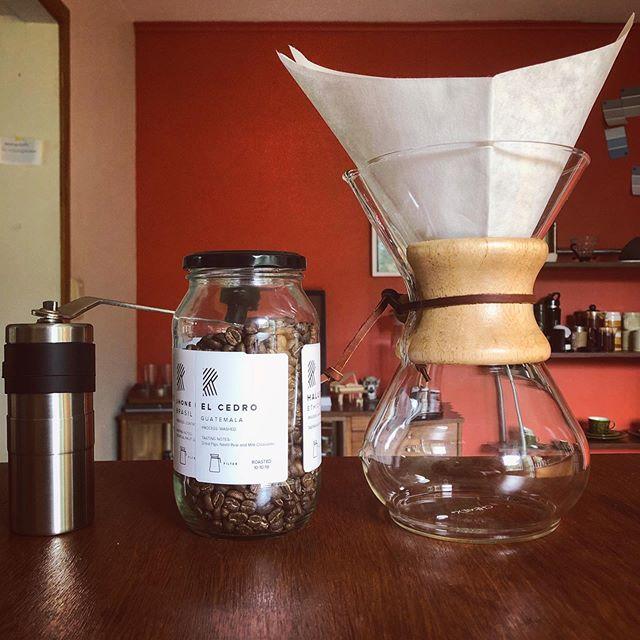 @rich_coffeeroasters day - best day of the week!!!