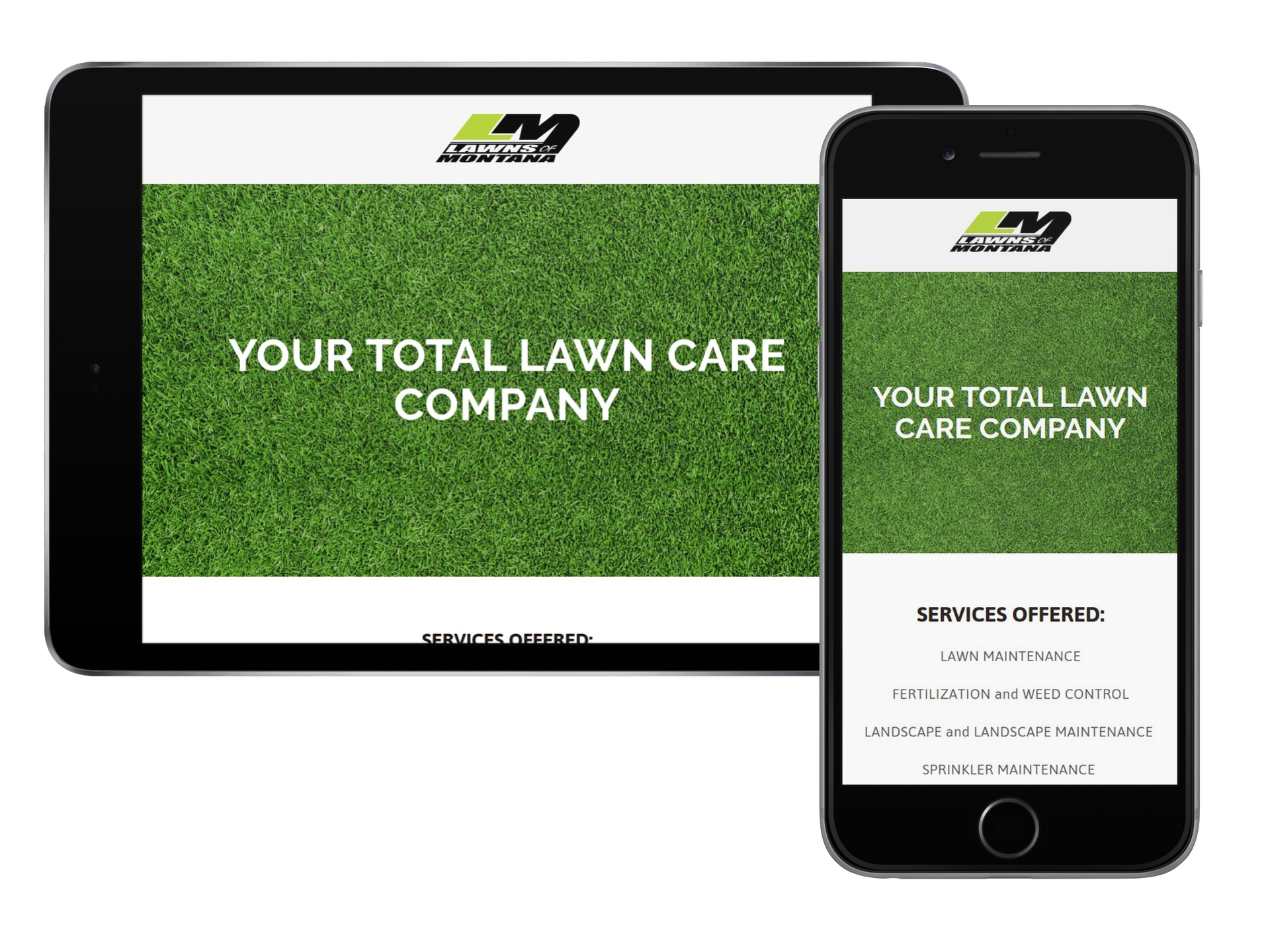 Lawns of Montana - Landscaping