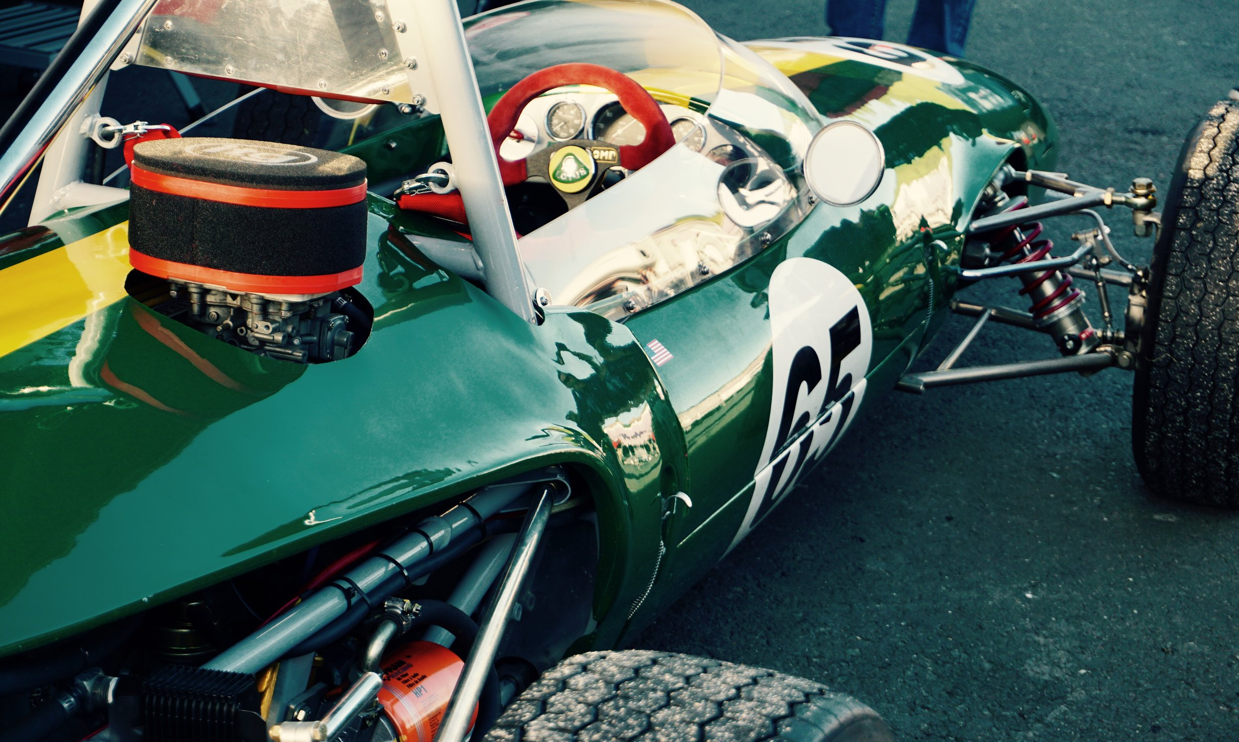 Geir Ramleth's Lotus 51