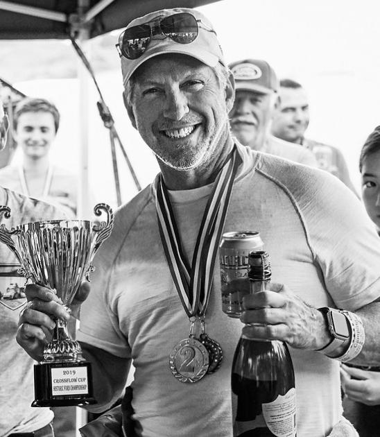 2019 Historic Ford Champion, Danny Baker