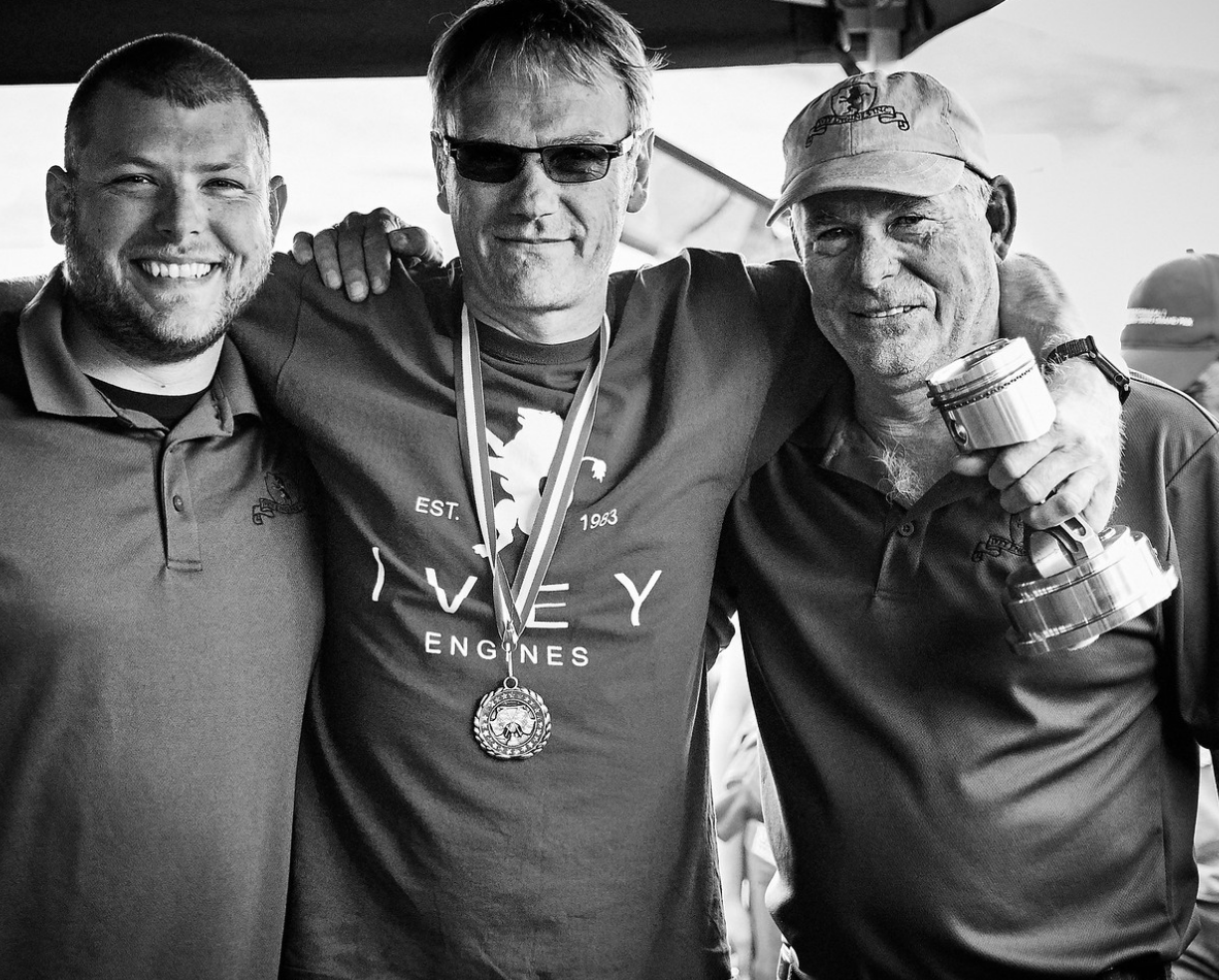 2019 Crossflow Cup Winner, Chris Porritt
