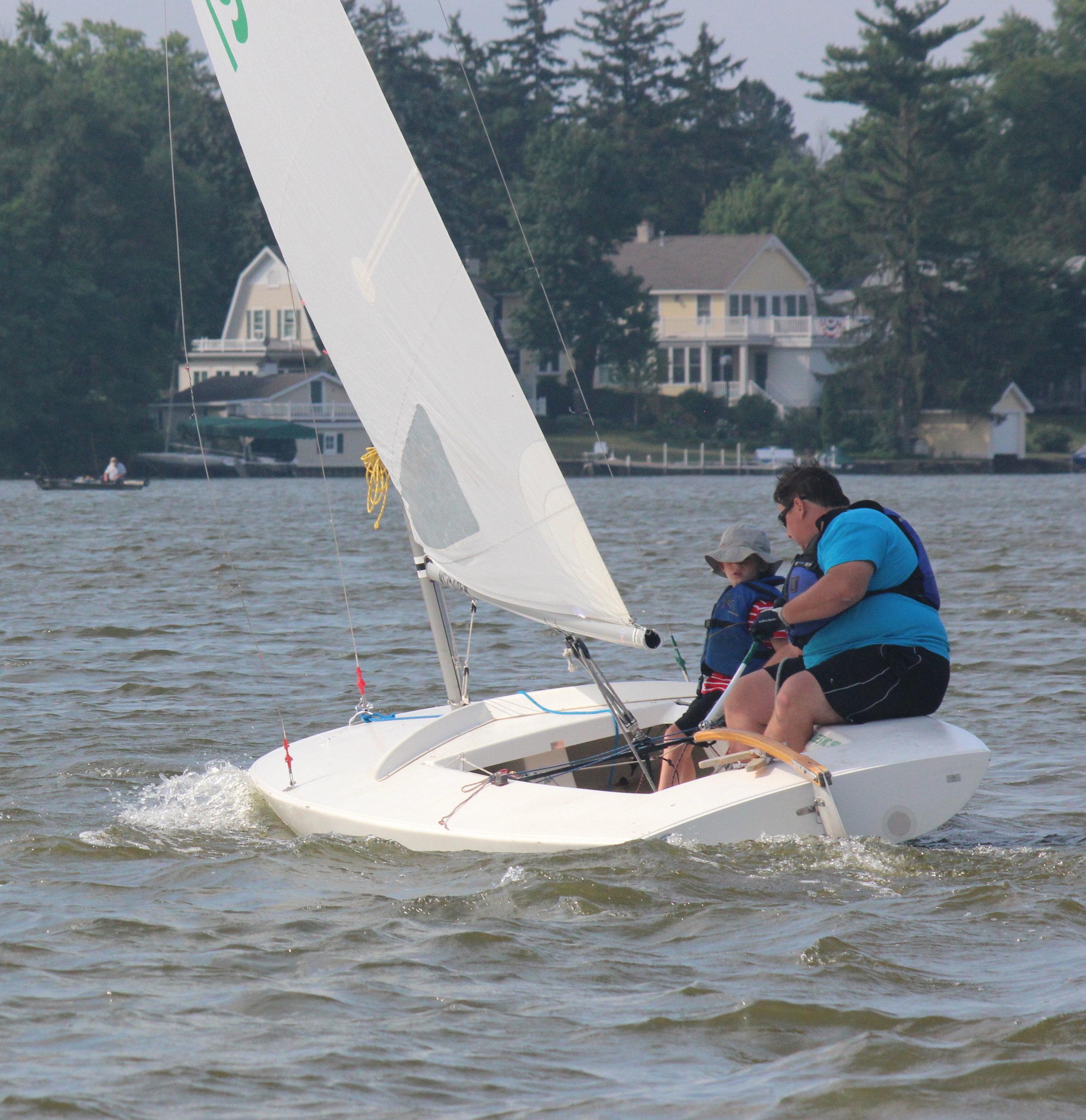 "2337 ""Passage""  Skipper: Dave/Mitchell Janson"