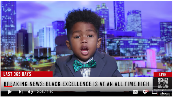 Black Excellence - Because of them we can