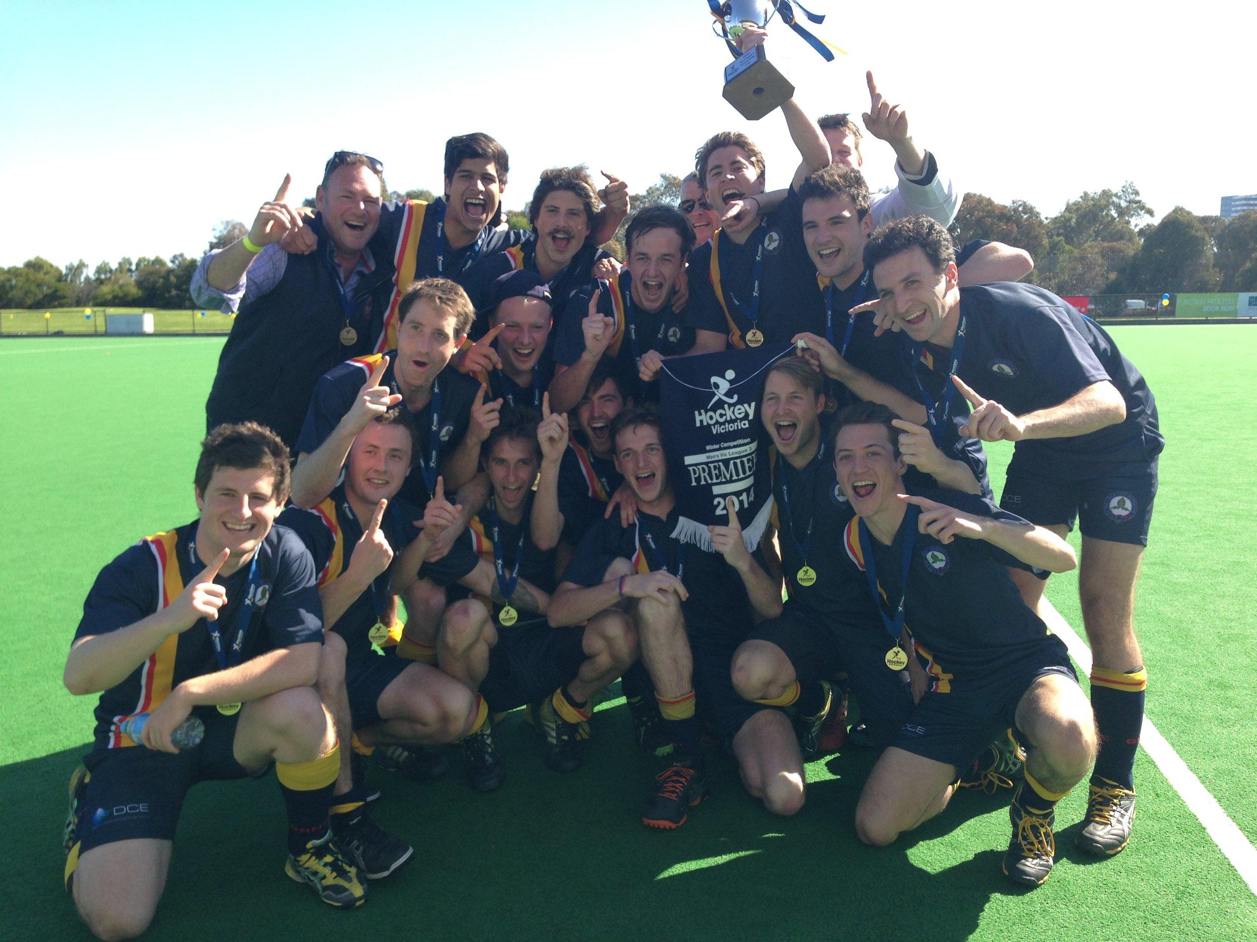 2014 - VL3 Champions