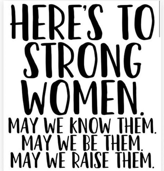 Go get, girls! 💁🏻♀️ #internationalwomensday