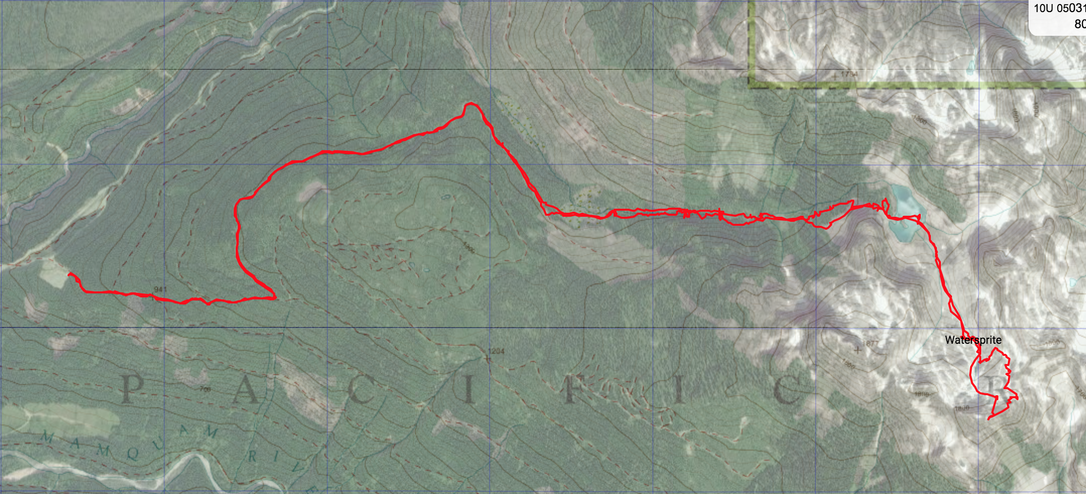 Click here for  .gpx  of the route.