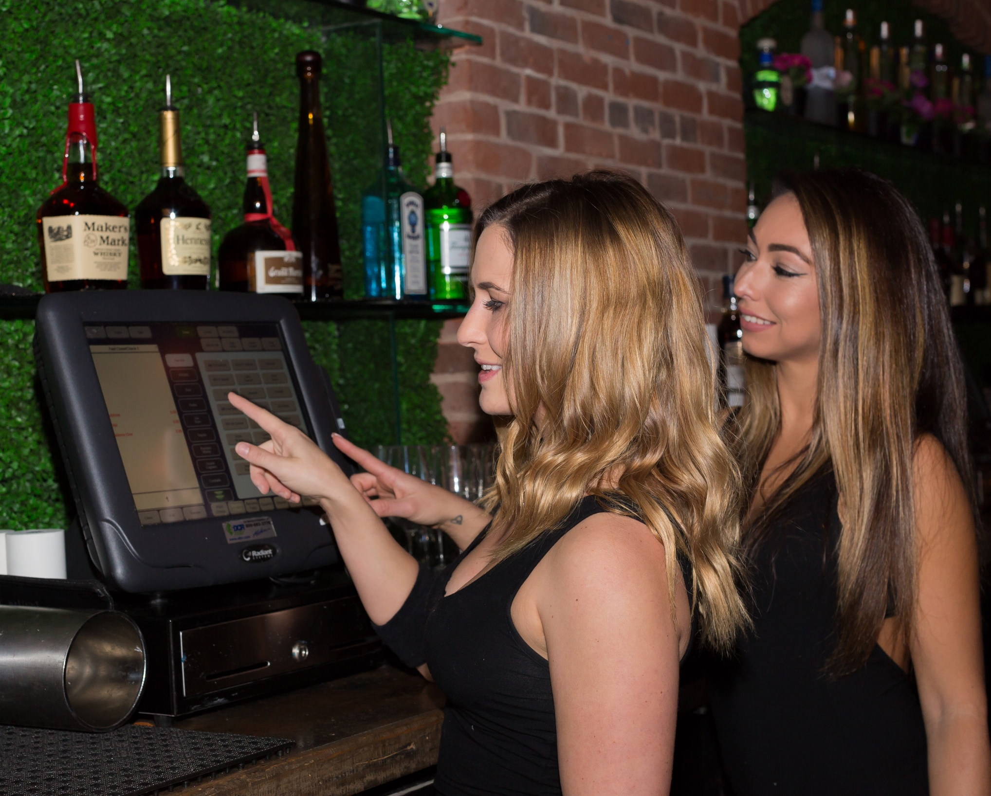 Every single drink made must be entered into the P.O.S system, its knowledge is just as important as the drinks and customer service. So why not be completely prepared to bartend?