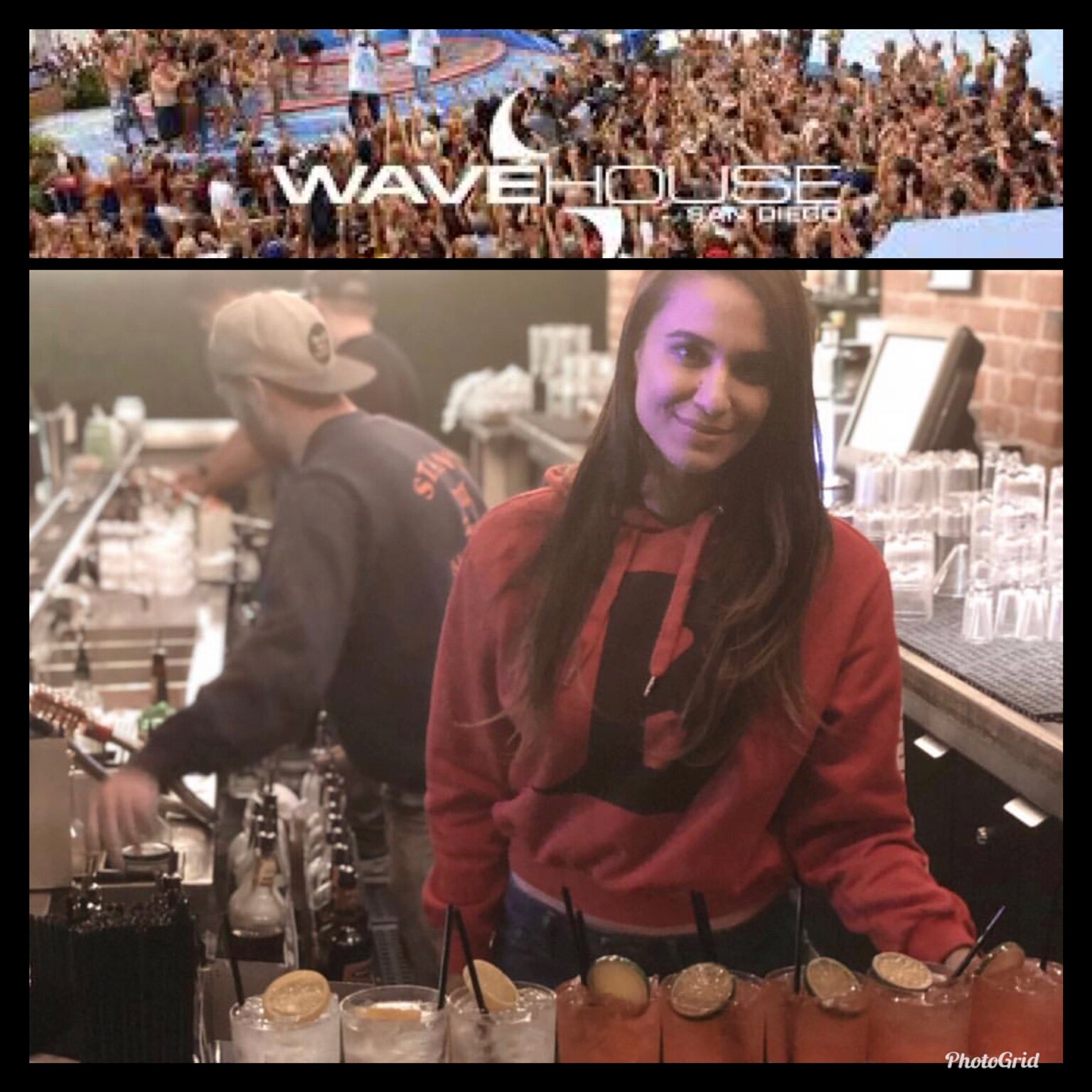 Wavehouse, Atomic and Archway Lounge. All from GBS bartender staffing.